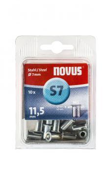 S7 5 x 11,5 mm M5 Acier 10 pcs