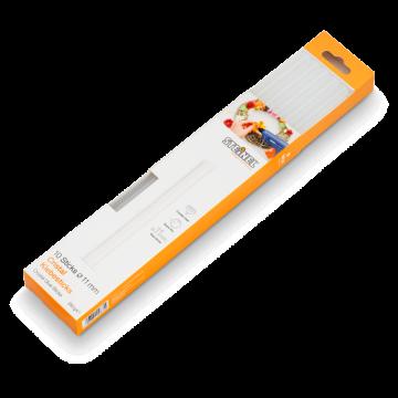Bâtons de colle transparente Ø 11 mm