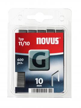 Modéle G 11/10 mm zinguée 600 pcs