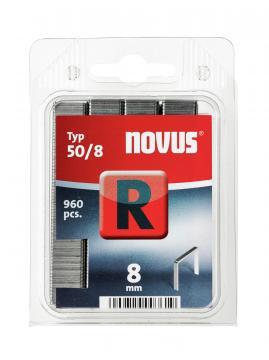 Modéle R 50/8 mm zinguée 960 pcs