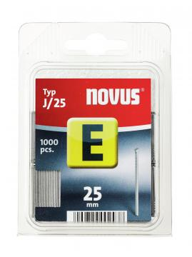 Modéle E J/25 mm zinguée 1000 pcs