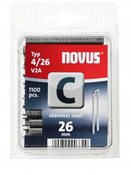 Modèle C 4/26 mm zinguée 1100 pcs
