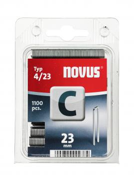 Modèle C 4/23 mm zinguée 1100 pcs 1100 p.