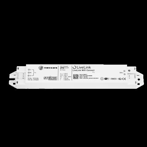 L'appareil de commande  WiFi Connect LiveLink