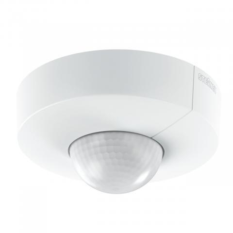 IS 3360 COM1 - rond - en saillie blanc