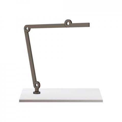 Lampe de table à fixation à broche à billes MOOOVE 40,6 cm