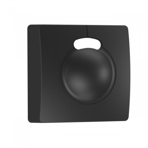Panneau noir pour HF 3360 carré - en saillie
