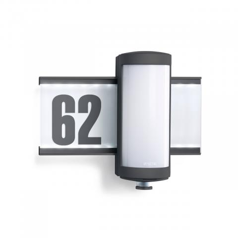 L 625 LED Alu anthracite