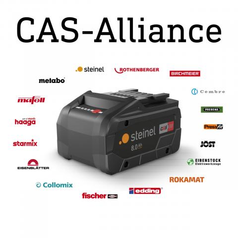 CAS batterie 18V 5,5 Ah