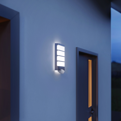 L 244 LED anthracite
