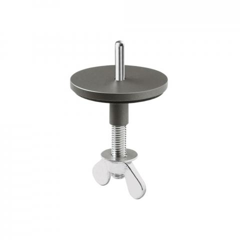 La lampe de table à fixation à broche à billes avec MOOOVE 40,6 cm