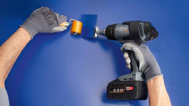 mobile heat MH 5 batterie et chargeur inclus