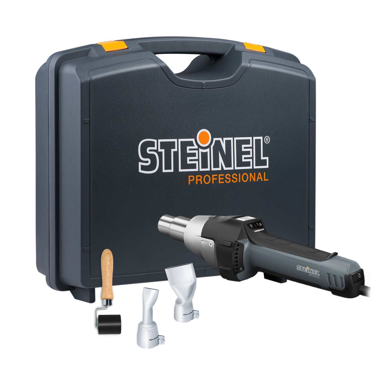 Steinel Air Chaud soufflante HL 1400 S Valise Set soufflante air chaud pistolet